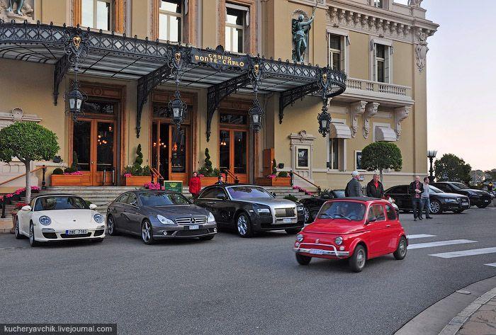 Monaco Monte Carlo Cars Monte-carlo Monaco