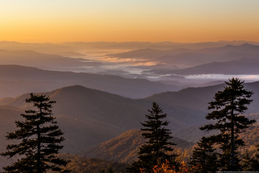 Great Smoky Mountains, United States of America - Travel-cam net