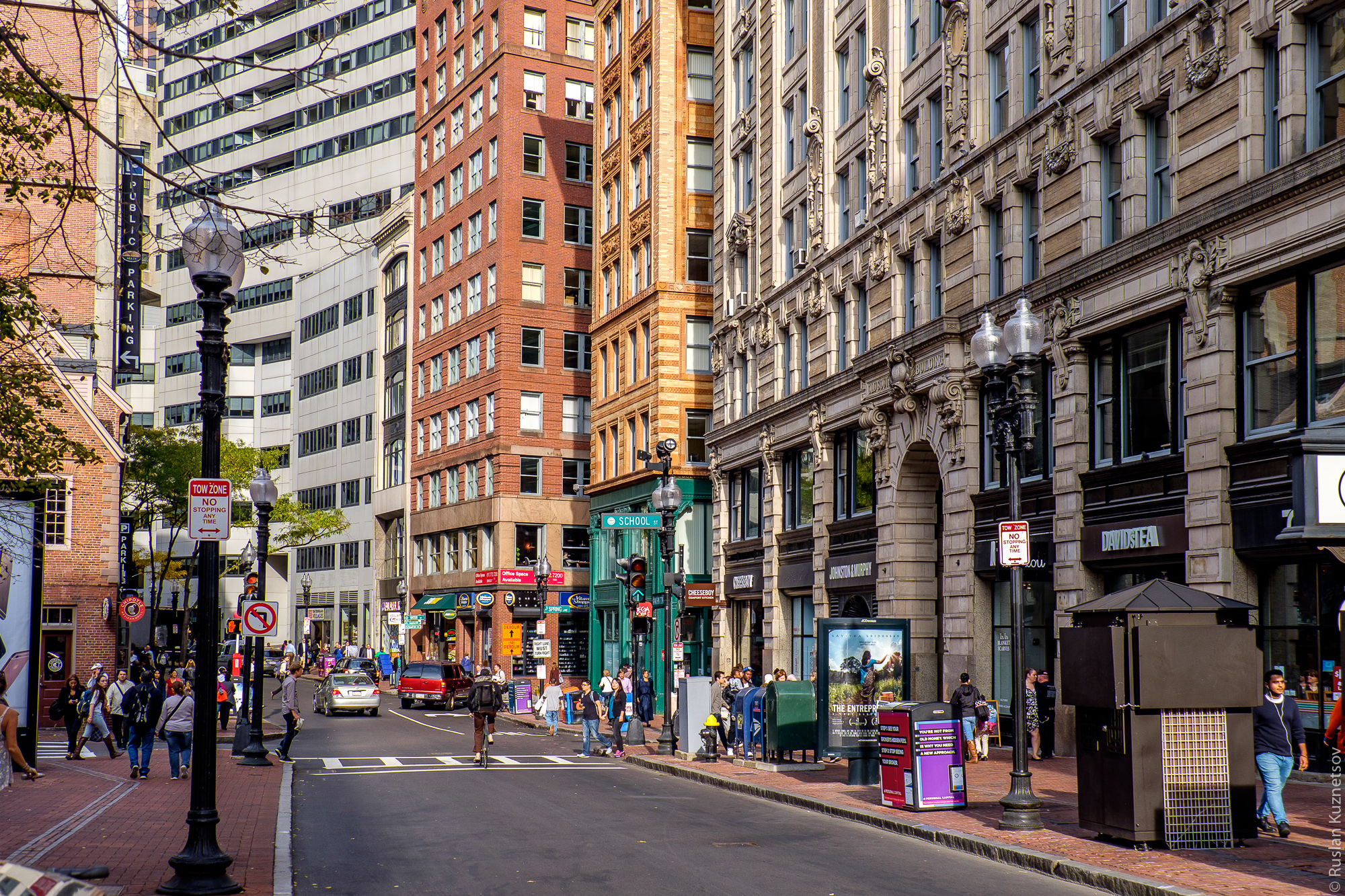 Самые красивые улицы сша фото качестве могут