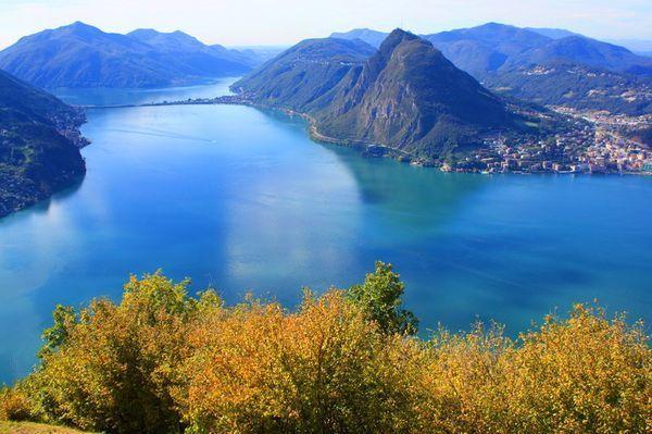 Картинки по запросу озеро Лугано италия