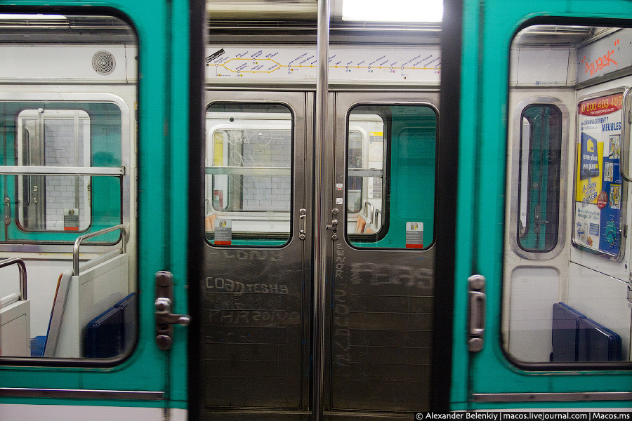 France Paris metro France Paris Metro : metro doors - Pezcame.Com