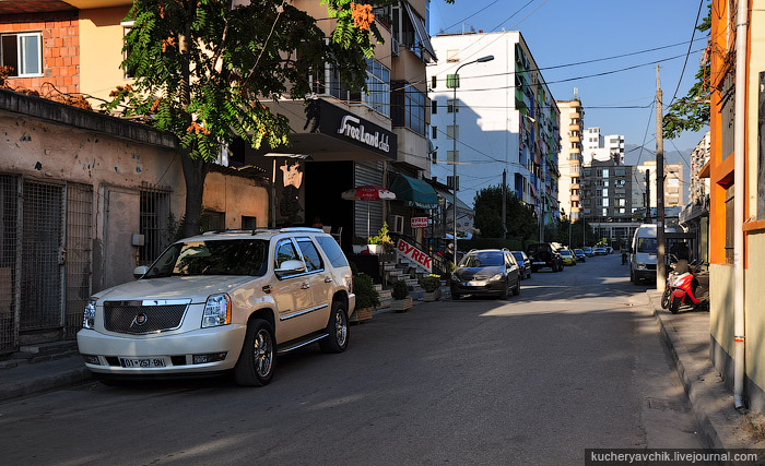 by car in albania You don't have to pay anything while entering albania by car to enter the country, make sure that your international motor insurance card (green card).