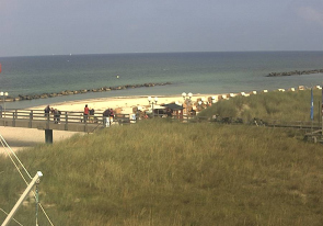 Web camera Germany, Wustrow, Beach