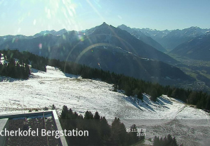 Web camera Austria, Innsbruck, Ski resort