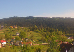 Web camera Ukraine, Lviv region, Skhidnytsia, Panorama