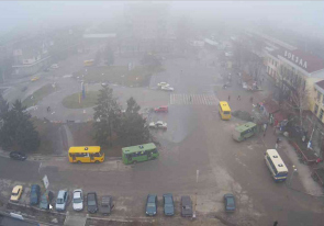 Web camera Ukraine, Dnepropetrovsk region, Dnipro, Traffic camera