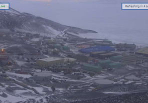 McMurdo, Ross Island, Research Station