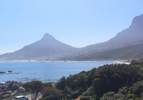 Cape Town, Panorama