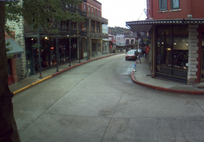 Arkansas, Eureka Springs, Street