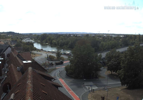 Web camera Germany, Aschaffenburg, Panorama