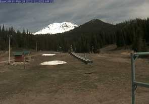 Web camera United States of America, California, Mount Shasta, Panorama