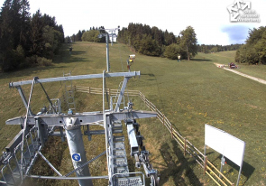 Winterberg, Ski slope
