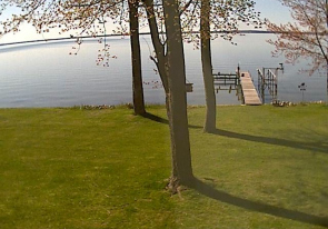 Web camera United States of America, Michigan, Houghton Lake, Panorama