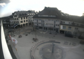 St. Vith, Town Hall Square