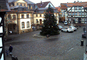 Web camera Germany, Lauterbach, Street