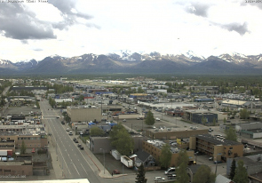 Web cameras United States of America, Alaska, Anchorage, Panorama