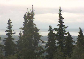 Web camera United States of America, Alaska, Mount Susitna, Panorama