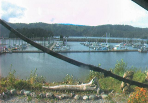 Web camera United States of America, Alaska, Seldovia, Bay