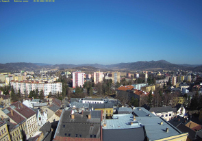 Web camera Czech, Northern Moravia and Silesia, Sumperk, The area of ??the World