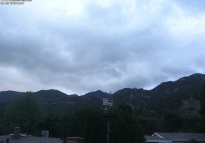 Web camera United States of America, California, Altadena, Panorama