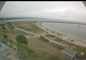 Web camera United States of America, California, Half Moon Bay, Panorama