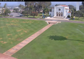 Web camera United States of America, California, Los Angeles, University