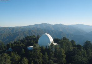 Web camera United States of America, California, Mount Wilson, Panorama, Observatory
