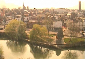 Web camera United Kingdom, Shrewsbury, Panorama