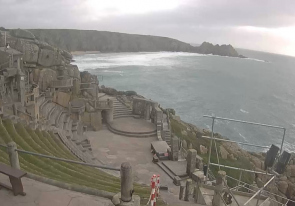 Web camera United Kingdom, Cornwall, Bay and the Theater
