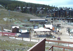 Web camera United States of America, Colorado, Breckenridge, Ski Resort