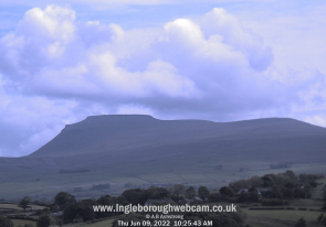 Web camera United Kingdom, Ingleborough, Panorama