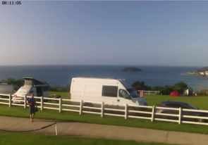Web camera United Kingdom, Looe, Panorama