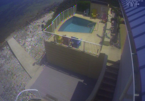 Web camera Cayman Islands, Grand Cayman, Hotel