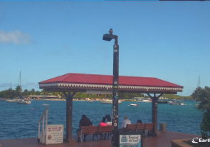 Web camera United States Virgin Islands, Saint Croix, Embankment