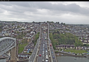 Web camera United Kingdom, Saltash, Bridge