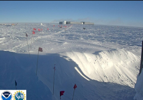 Web camera Antarctica, South Pole, Amundsen-Scott