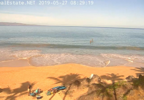 Web camera Hawaii, Maui, Beach