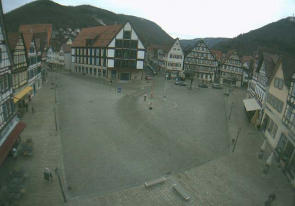 Web camera Germany, Bad Urach, Square