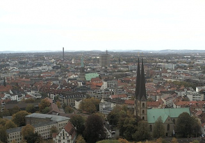 Web camera Germany, Bielefeld, Panorama