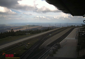 Web camera Germany, Brocken, Railway station