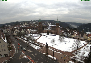 Web camera Germany, Freudenstadt, Castle