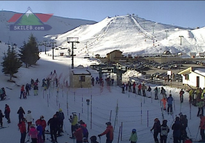 Web camera Lebanon, Mzaar, Ski Resort