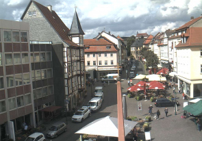 Web camera Germany, Fulda, Square