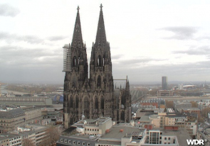 Web cameras Germany, Cologne, Cathedral
