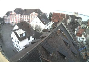 Web camera Germany, Meersburg, Marketplace