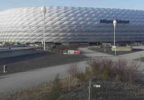 Web camera Germany, Munich, Stadium