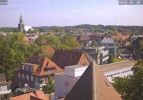 Web camera Germany, Nordhorn, Panorama