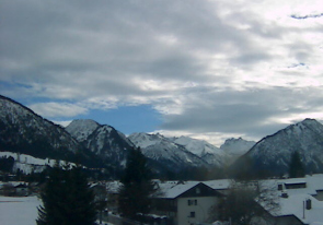 Web camera Germany, Oberstdorf, Panorama