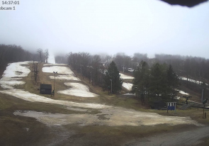 Web camera United States of America, Massachusetts, Catamount, Ski slope