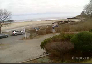 Web camera United States of America, Massachusetts, Gloucester, Beach